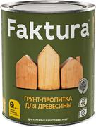 Faktura грунт-пропитка для древесины