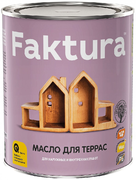 Faktura масло для террас