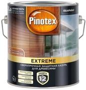 Пинотекс Extreme сверхпрочная защитная лазурь для древесины