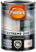 Пинотекс Extreme One сверхпрочная защитная краска для древесины