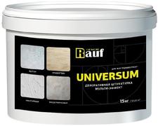 Rauf Dekor Universum декоративная штукатурка мульти-эффект