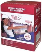 Wellton клей для малярных стеклохолстов