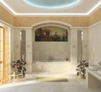 Golden Tile Caesar