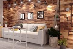 Golden Tile Brickstyle Seven Tones
