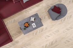 Golden Tile Terragres Wood Chevron