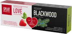 Сплат Special Love/Blackwood зубная паста (набор)