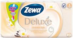 Туалетная бумага Zewa Deluxe Aroma Spa