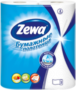 Полотенца бумажные Zewa Standart Белые
