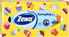 Салфетки бумажные Zewa Everyday