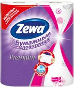 Бумажные полотенца Zewa Premium
