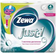 Туалетная бумага Zewa Just 1
