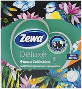Zewa Deluxe Aroma Collection салфетки бумажные