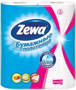 Zewa Standart Декор полотенца бумажные универсальные