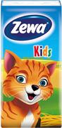 Zewa Kids бумажные платочки детские