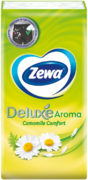 Zewa Deluxe Camomile Comfort бумажные платочки