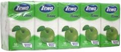 Zewa Плюс бумажные платочки