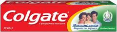 Колгейт Максимальная Защита от Кариеса Двойная Мята зубная паста с фторидом