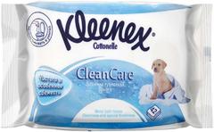 Kleenex Clean Care влажная туалетная бумага