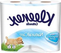 Туалетная бумага Kleenex Natural Care
