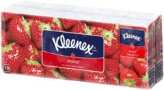 Kleenex Aroma Клубника носовые платочки