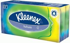Kleenex Balsam бумажные салфетки