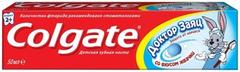 Колгейт Доктор Заяц со Вкусом Жвачки зубная паста детская
