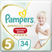 Pampers Premium Care Pants трусики детские