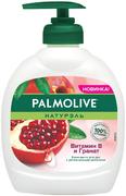 Палмолив Натурэль Витамин В и Гранат крем-мыло жидкое для рук