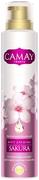Camay France Sakura мусс для душа парфюмированный