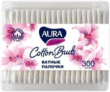 Aura Beauty Cotton Buds ватные палочки