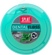 Сплат Professional Dental Floss Extra Mint зубная нить тонкая вощеная инновационная
