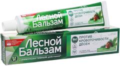 Лесной Бальзам Кора Дуба и Экстракт Пихты зубная паста против кровоточивости десен