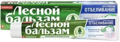 Лесной Бальзам Натуральное Отбеливание зубная паста