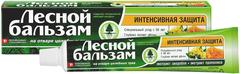 Лесной Бальзам Прополис Зверобой лечебно-профилактическая зубная паста