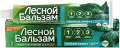 Лесной Бальзам Тройной Эффект Мята зубная паста