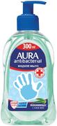 Aura Antibacterial Алоэ Вера мыло жидкое увлажняющее