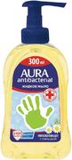 Aura Antibacterial Ромашка мыло жидкое увлажняющее