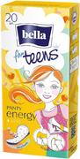Bella for Teens Panty Energy прокладки ежедневные ультратонкие