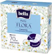 Bella Panty Flora Camomile Прокладки с Экстрактом Ромашки прокладки гигиенические ежедневные