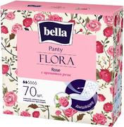 Bella Panty Flora Rose с Ароматом Розы прокладки гигиенические ежедневные
