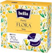 Bella Panty Flora Tulip с Ароматом Тюльпана прокладки гигиенические ежедневные