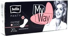 Bella Panty My Way Aroma прокладки ежедневные ультратонкие