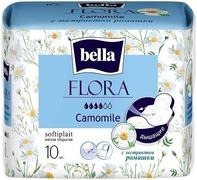 Bella Flora Camomile прокладки гигиенические