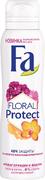 Fa Floral Protect Аромат Орхидеи и Фиалки антиперспирант аэрозоль