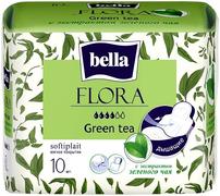 Bella Flora Green Tea прокладки гигиенические