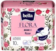 Bella Flora Rose прокладки гигиенические