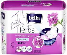 Bella Herbs Comfort Verbena прокладки гигиенические