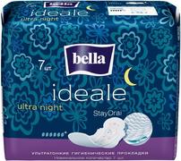 Bella Ideale Ultra Night прокладки гигиенические ультратонкие