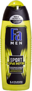 Fa Sport Взрыв Энергии гель для душа 3 в 1
