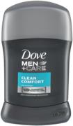Dove Men+Care Clean Comfort антиперспирант карандаш